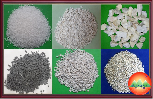 Granular stone